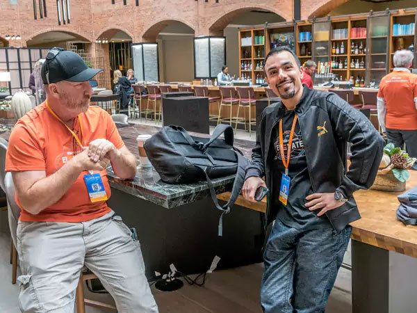 Images of Elevate 2019