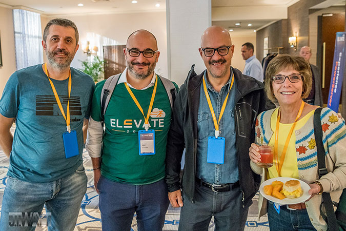 Images of Elevate 2018